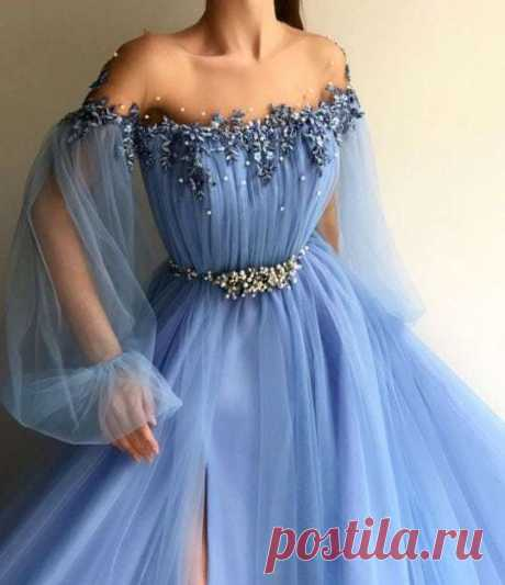 Роскошные вечерние платья, в которых каждая женщина будет чувствовать себя королевой - Жизнь планеты