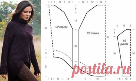Свитера женские, вязаные спицами 2019. Фото со схемами и описанием для начинающих, красивые, модные, зимние, молодежные, кофты из мохера