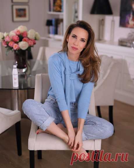Мода: С чем носить голубой цвет: 17 роскошных комбинаций