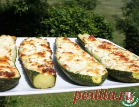 Кабачки с сыром - кулинарный рецепт