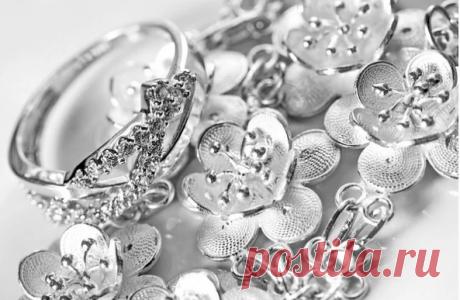 Удивительные свойства серебра