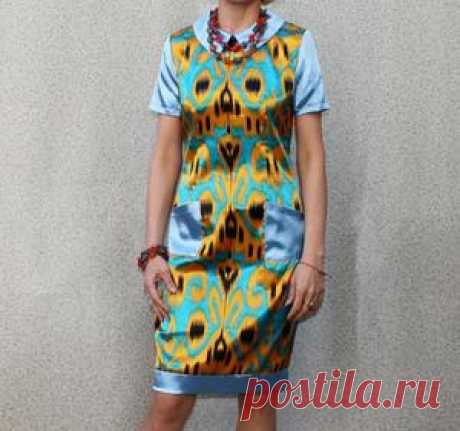 """""""Nancy"""" Cocktail Party Dress by Band of Tailors"""