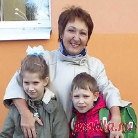 Татьяна Петухова