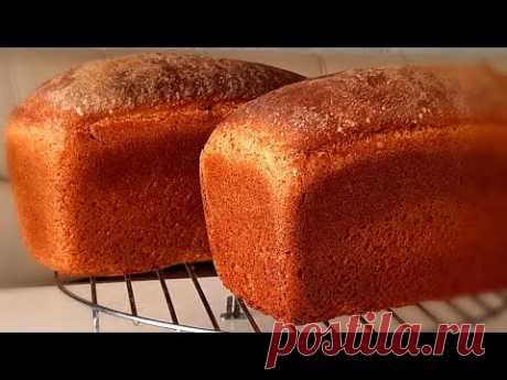 Домашний хлеб на закваске ! Очень ароматный , хрустящий и долго свежий !