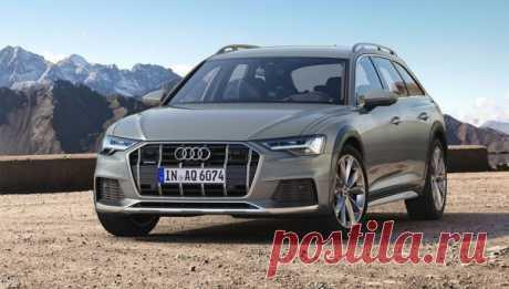 Audi A6 Allroad 2019 - новый немецкий универсал - цена, фото, технические характеристики, авто новинки 2018-2019 года