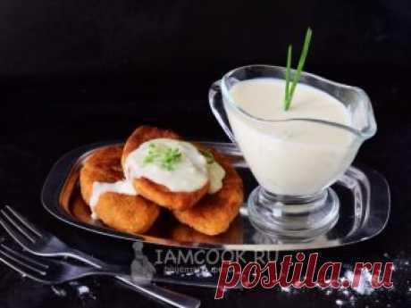 Молочный соус для котлет — рецепт с фото Очень простой и вкусный молочный соус для котлет из минимума продуктов! Это вкусно!