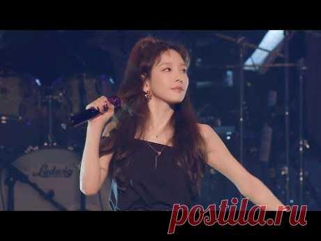 TAEYEON 태연 '사계 (Four Seasons)' Concert Ver. @'s...one TAEYEON CONCERT - YouTube