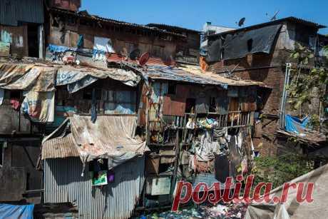 """""""Жизнь за чертой"""" как существуют люди в трущобах, неприятная сторона Индии"""