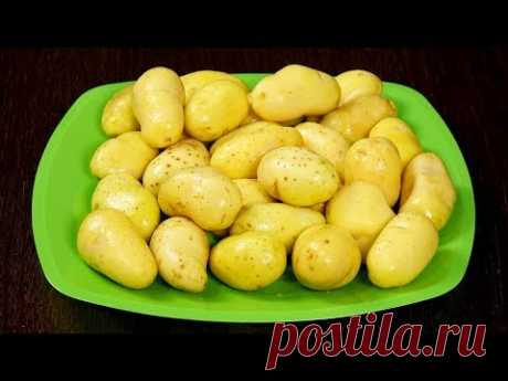 Картофель в пергаменте. Неделю уже готовлю - и всё равно едят с удовольствием! | Кухня наизнанку | Яндекс Дзен