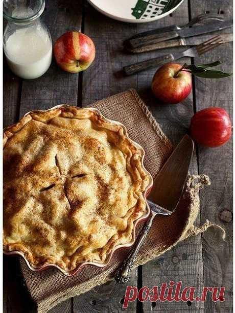 Яблоки и выпечка