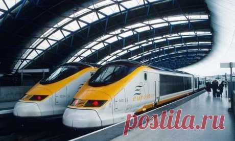 С 1 января все поезда в Нидерландах работают за счет энергии ветра | Большая Украина