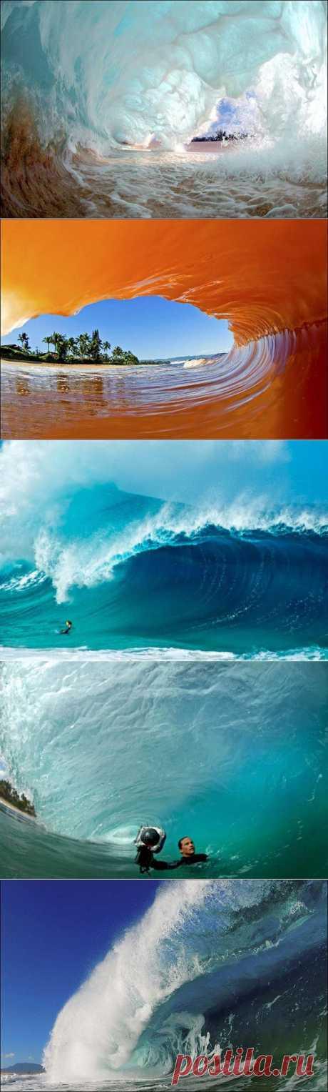 Красивые фото морской волны - Природа - Приколы - bigmir)net