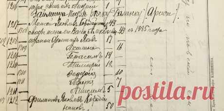 Легко ли найти свою прабабушку в архиве? | История одной семьи | Яндекс Дзен