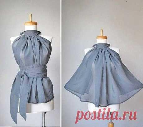 Моделирование простейшей блузки, которая смотрится очень дорого Моделирование простейшей блузки, которая смотрится очень дорого,покажет, что сшить красивую вещь можно в пять раз быстрее, чем вам казалось до этого.