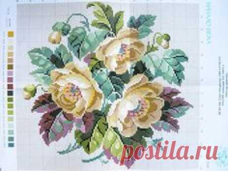Букеты и цветочные бордюры | Записи в рубрике Букеты и цветочные бордюры | Дневник kvites
