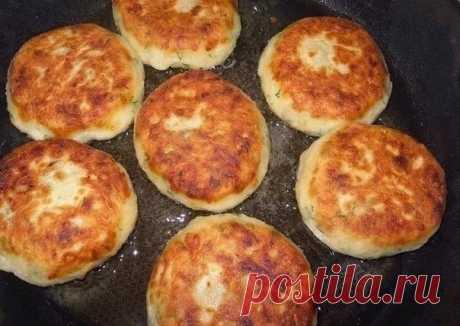 Веб Повар!: Котлеты из картофеля, сыра и укропа с грибами + соус