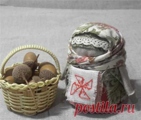 Обережные куклы - Бастилия