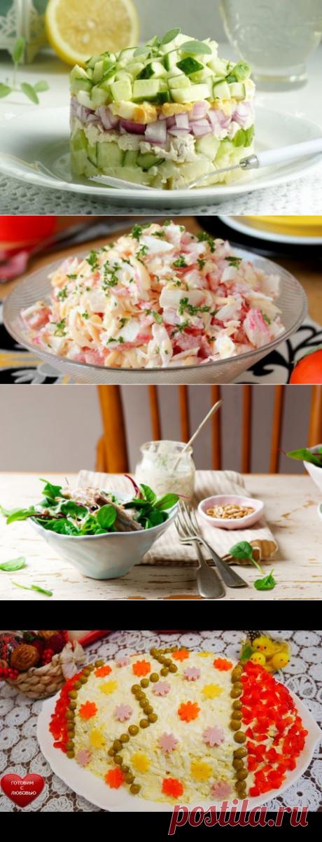 La búsqueda sobre el Postlimo: las ensaladas a la Pascua