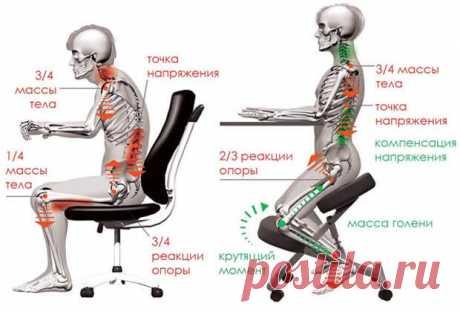 Как сделать ортопедический коленный стул своими руками У тех, кто впервые увидел коленный стул, скорей всего в голове промелькнули... Читай дальше на сайте. Жми подробнее ➡