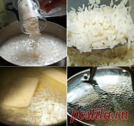 Como cocer el arroz