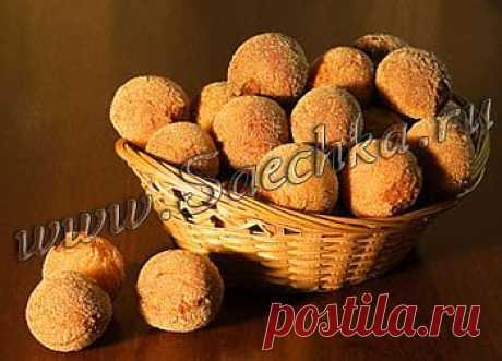 Творожные шарики | Saechka.Ru - рецепты с фото