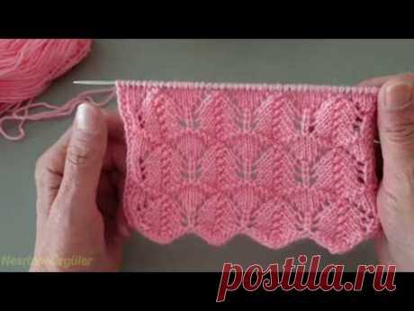 Ajurlu hırka yelek modeli 1 #Knitting Pattern cardigans sweater