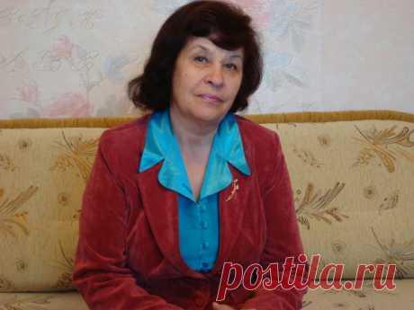 Людмила Печенегина