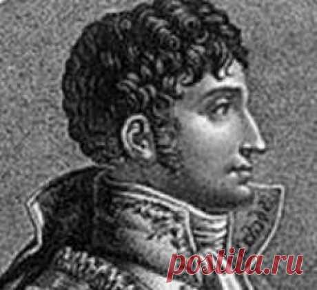 Сегодня 02 сентября в 1778 году родился(ась) Людовик I Бонапарт