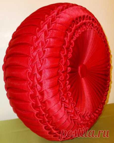 Создаем буфы-подушки своими руками