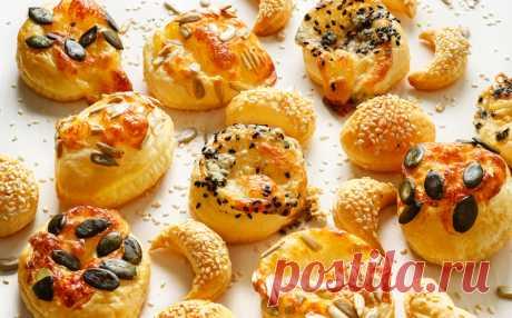 7 простых идей блюд из слоеного теста - Статьи - Дети 3-7 лет - Дети Mail.Ru
