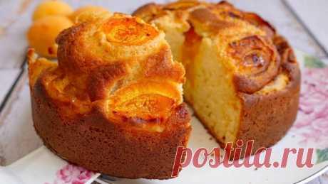Простой пирог на кефире: готовь, хоть каждый день! | Ольга Матвей | Готовить Просто | Яндекс Дзен