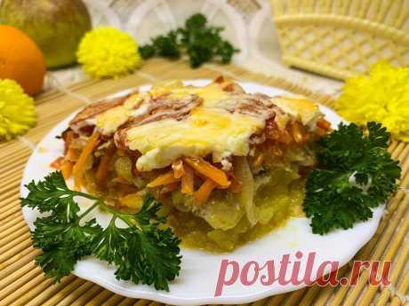 Запеканка из филе пеляди: ароматное и полезное кушанье, которое можно дать даже детям   Рекомендательная система Пульс Mail.ru