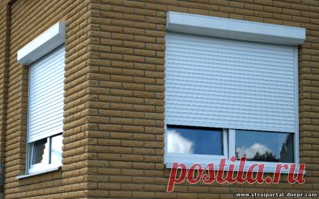 Защитные роллеты на страже безопасности вашего дома - 30 Августа 2019 - Прораб Днепропетровщины