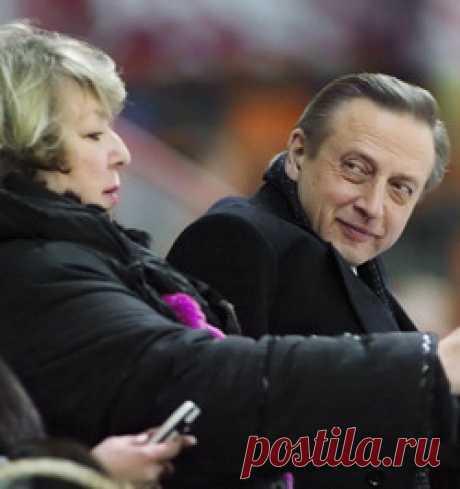 Татьяна Тарасова и Александр Горшков получили Ордена Славы Мордовии