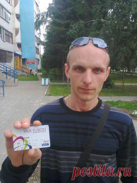 Николай Свистуленко