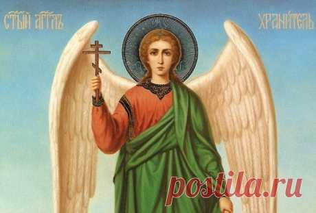 Ангел-хранитель и икона-заступница / Мистика
