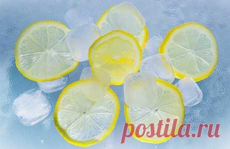 Замораживайте лимоны и попрощайтесь с диабетом, опухолями и ожирением!  Наверняка вы знаете, что лимоны зарекомендовали себя как отличное средство против многих болезней. Но вам может быть не известно, что замороженные лимоны приносят еще больше пользы для здоровья.Лимон…