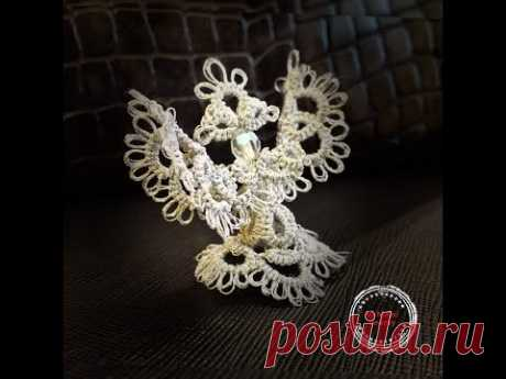 My Tatting Lace Angels on my Etsy Shop