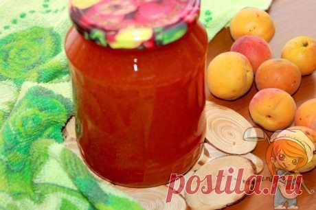 Повидло из абрикосов на зиму: простой рецепт повидла без косточек