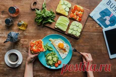 Зрелые женщины завтракают так и худеют: 15 завтраков для основательного похудения. Никакого вреда для здоровья. - Образованная Сова
