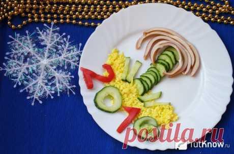 Салаты на Новый год 2016: ТОП-6 Рецептов