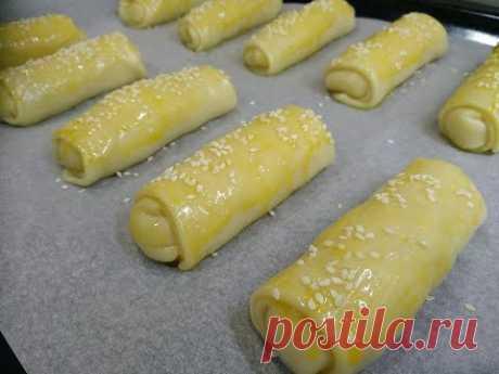 Молдавские пирожки с капустой вэрзэрэ переделанно