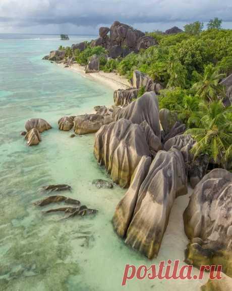 Ла-Диг, Сейшельские острова.
