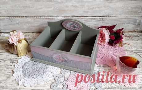Чайная коробка. Шиповник – купить на Ярмарке Мастеров – NT1O6RU | Чайные домики, Москва