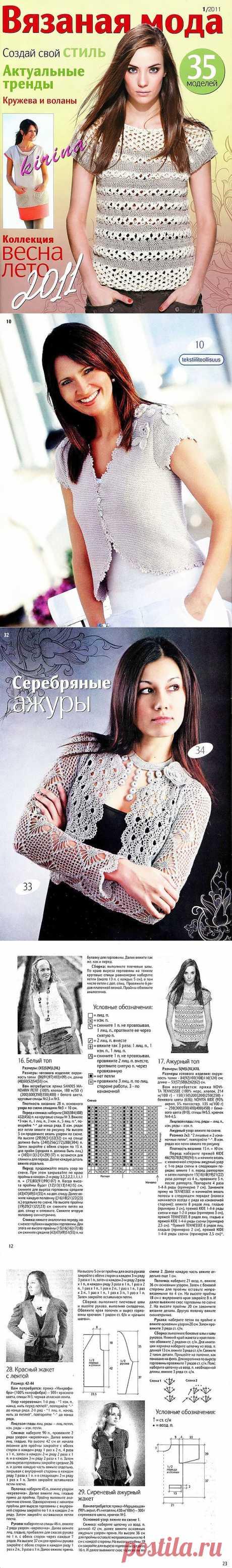 Вязаная мода - mad1959— я.ру