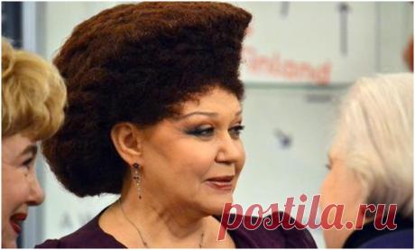 «Папаха» на голове Валентины Петренко: «свои» волосы или чужие   Всё о пересадке волос   Яндекс Дзен