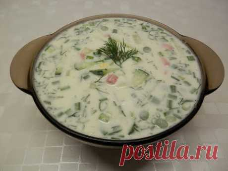 ""\""""OKROSHKA"""" the Most tasty recipe. Quickly and simply!!!""460|345|?|en|2|789e4b7b71951d37599ead25d40708ae|False|UNLIKELY|0.316707968711853