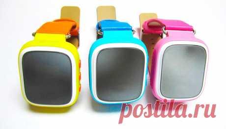Новая модель! Детские часы с gps-трекером Smart Baby Watch Smart Baby Watch Q60S