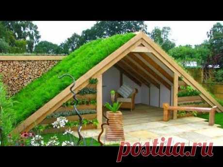 Уютный задний двор! 40 красивых идей для улучшения комфорта!