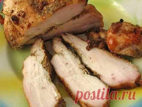 Пастрома из курицы «Забудьте о колбасе!»